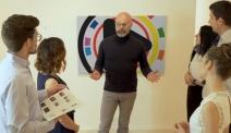 Art Expo Speech Rectangular