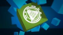 Cube cluster logo