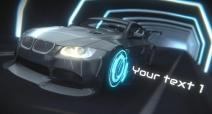 Automotive Concept - Intro