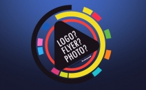 Dancing Sticks Logo Reveal