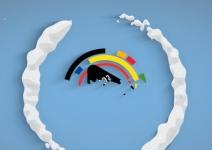 Cartoon Smoke Logo