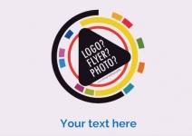 Color Pop Logo Reveal