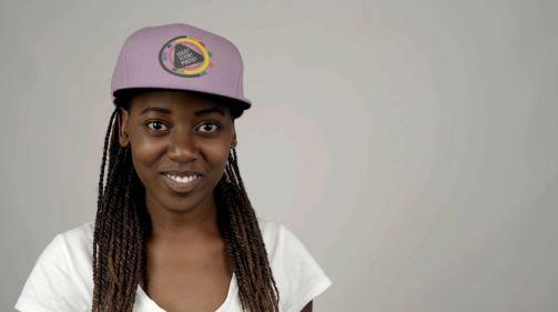 Black Female Cap