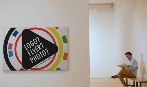 Art Expo Rectangular Painting