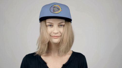 White Female Cap