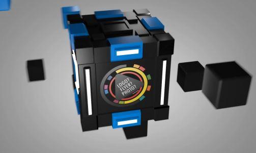 Cube Transition