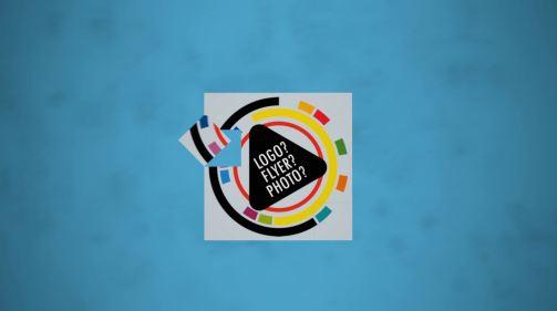 2D Cartoonish Logo